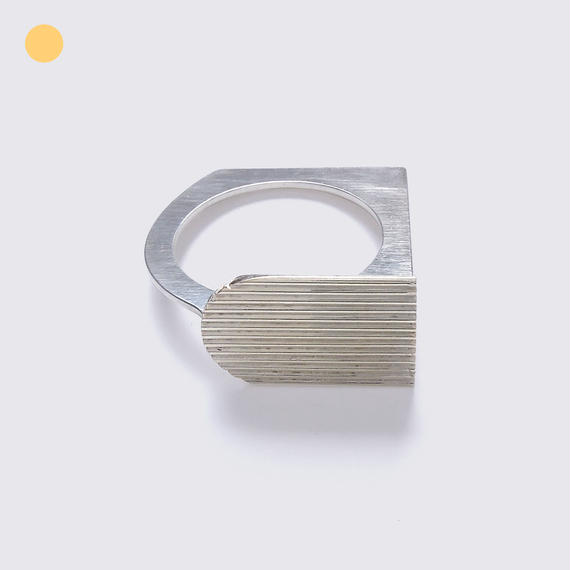 SOLID RING_ARCH※Online only price※売り切りの為2個限定です