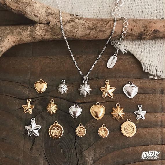 選べるLOVEITネックレス(silver925チェーン)《全18種》