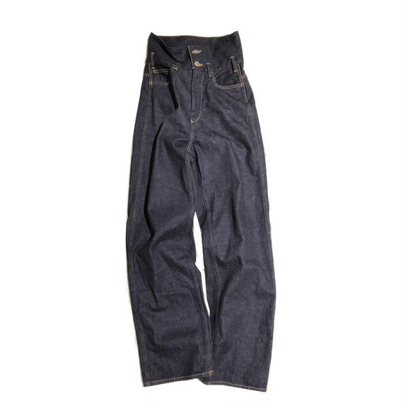 Graphpaper  TurnOver Washed Denim Pant A 