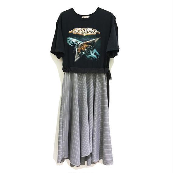 Kidole. TEE-FLAIR DRESS