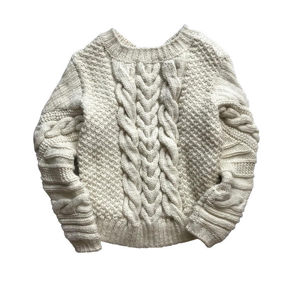 1 001  HAND KNIT TOPS