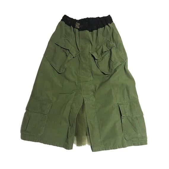 kidole. ミリタリースカート