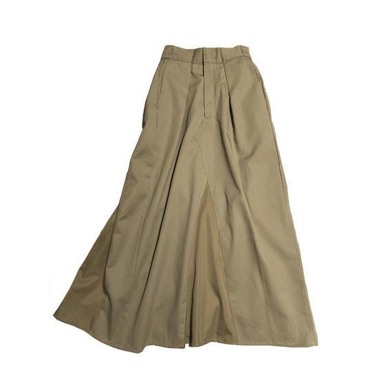kidole. リメイクロングスカート