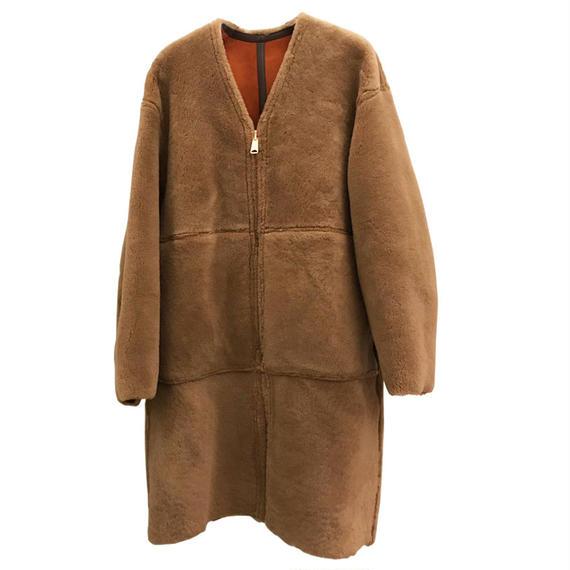 Graphpaper Mouton Reversible Coat