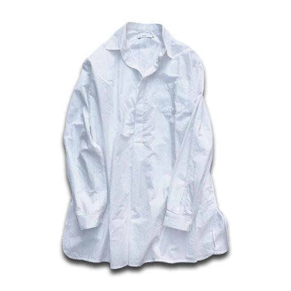 Graphpaper プルオーバーロングシャツ