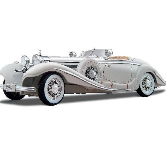 Maisto Mercedes Benz 500 K Type Specialroadster 1936  1/18