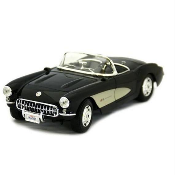 Maisto  1957 Chevrolet Corvette C1 bk 1/18