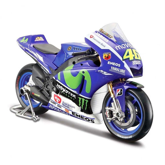 Maisto 1/10  Yamaha YZR-M1 Team Valentino Rossi No 46 MotoGP 2015