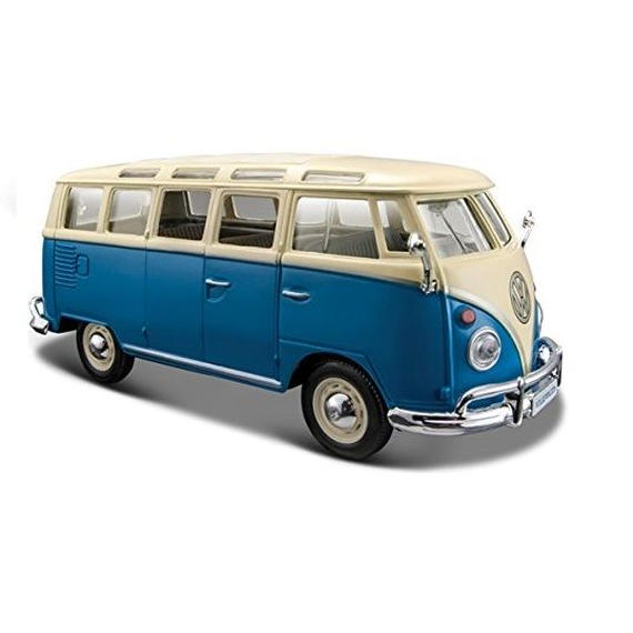 Maisto Volkswagen Samba Bus 1/25  NO31956 BL