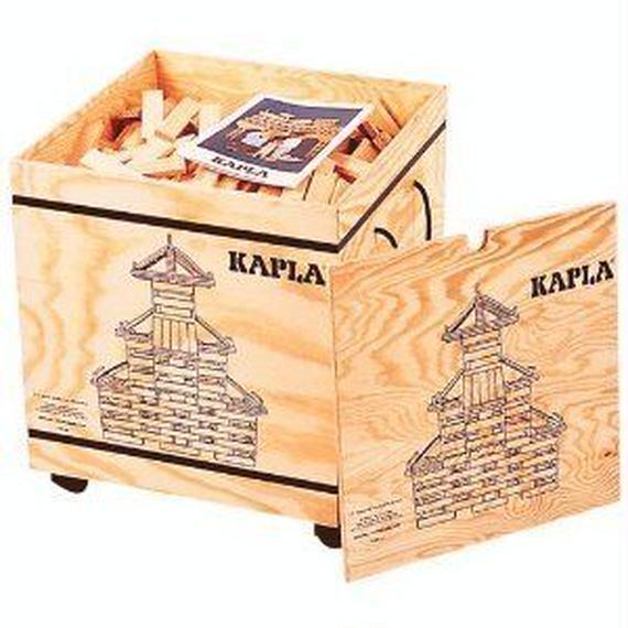 Kapla 1000 ピース 木製 Building セット (#KP1000) 並行輸入