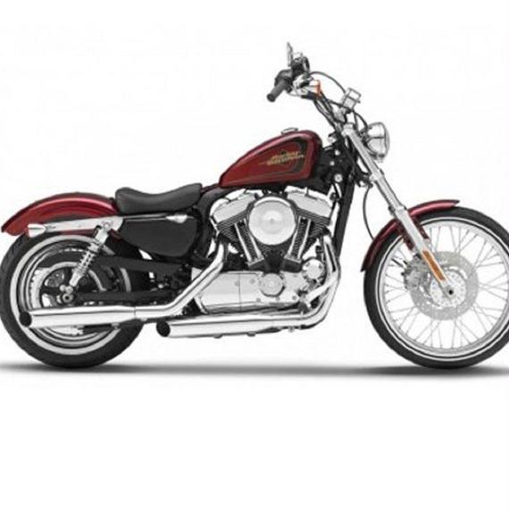 Maisto 1/12 Harley Davidson 2012 XL 1200V SEVENTY TWO 72