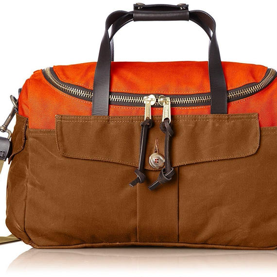 FILSON ダッフルバッグ Heritage Sportsman Bag
