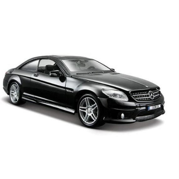 Maisto Mercedes Benz CL63 AMG Metallic Black - Special Edition