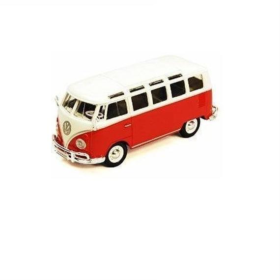 Maisto Volkswagen Samba Bus 1/25 NO31956