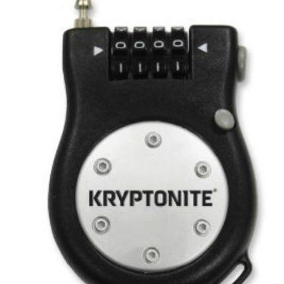 KRYPTONITE Lock R2 Retractable Lock 720018-280187 並行輸入