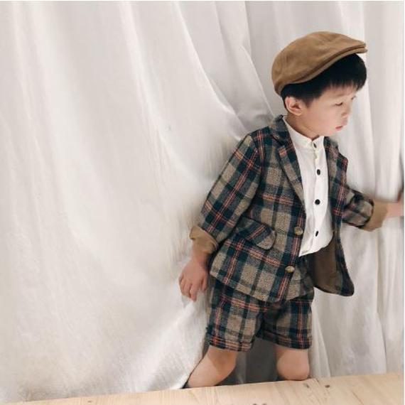 vintage suit  80cmのみ
