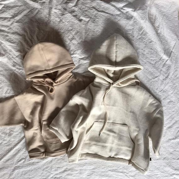 boa hoodie wide sweat