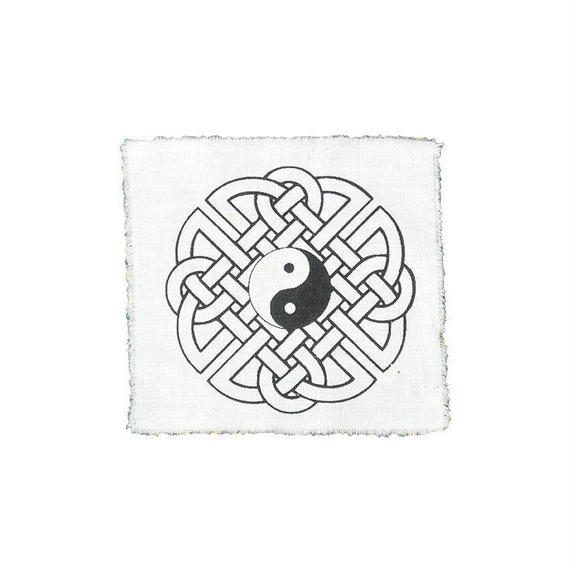 Θhpion Esoteric Tattoo yin&yang patch (gw004)