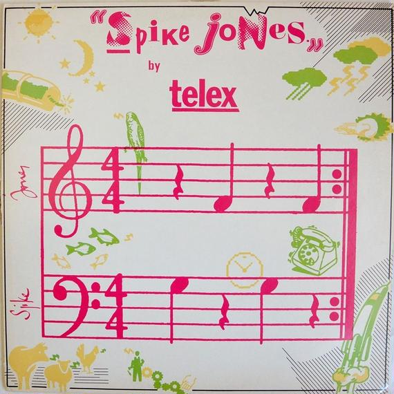 Telex / Spike Jones & Basta (USED 12INCH)