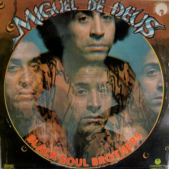 Miguel De Deus   /  Black Soul Brothers   (USED LP)
