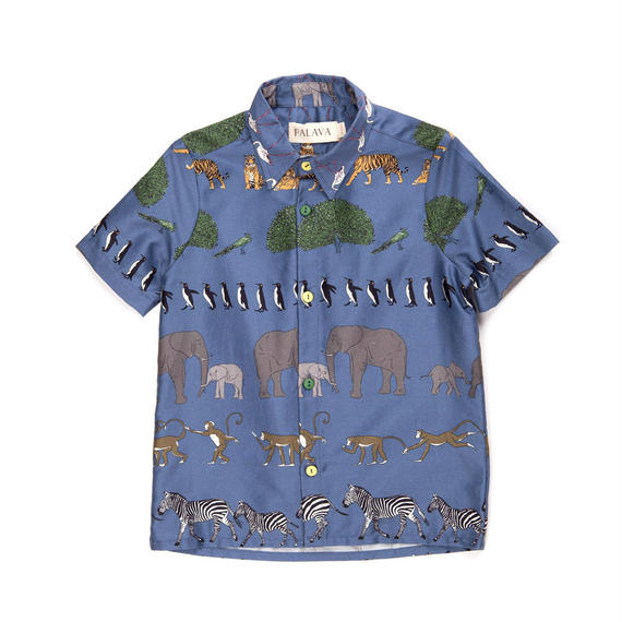 arthur/walking in the zoo/blue 4-7y