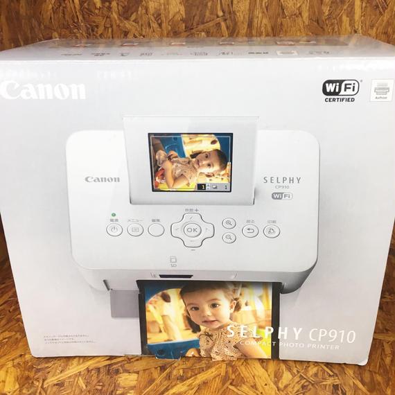 新品未使用!Canon SELPHY  CP910