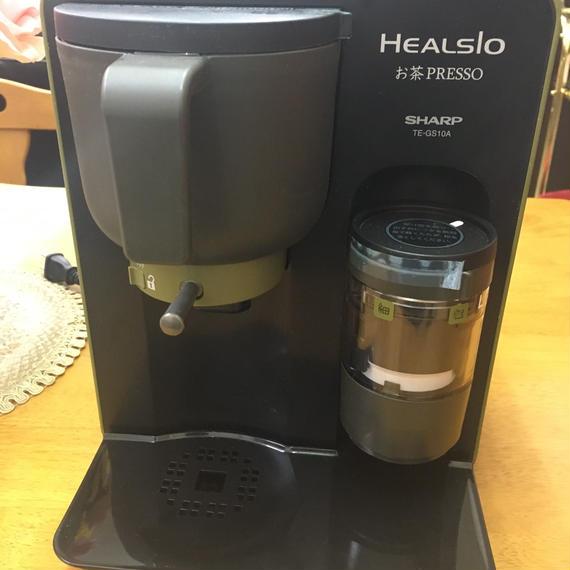 SHARP  ヘルシオ お茶プレッソ