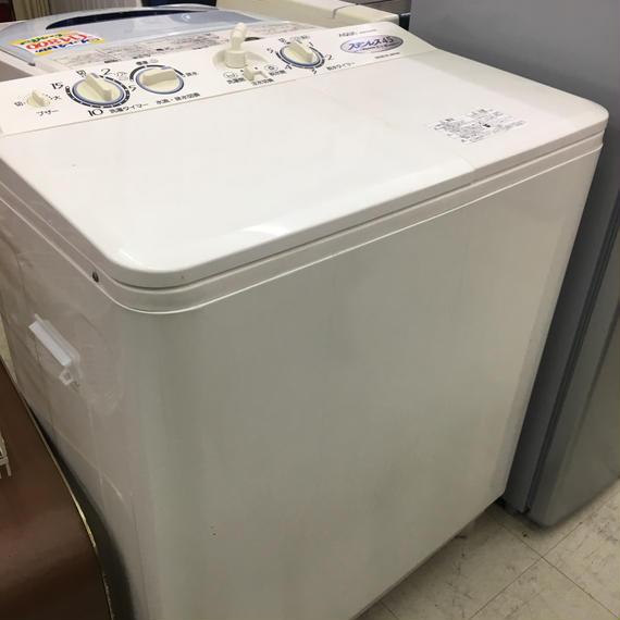 aqua ニ槽式洗濯機