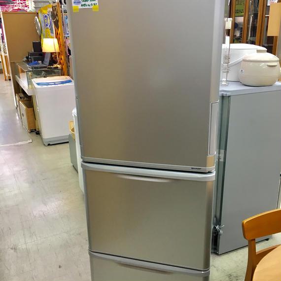 2016年製❗️SHARP 両開き扉❗️冷凍冷蔵庫