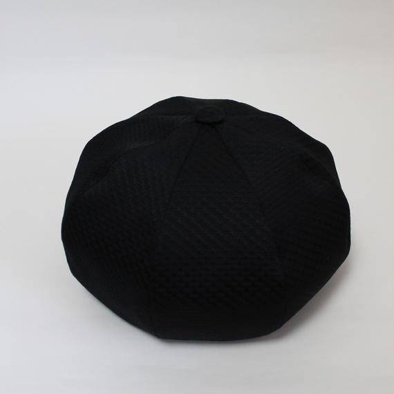 dobby big beret black  ( out hatcase:man )
