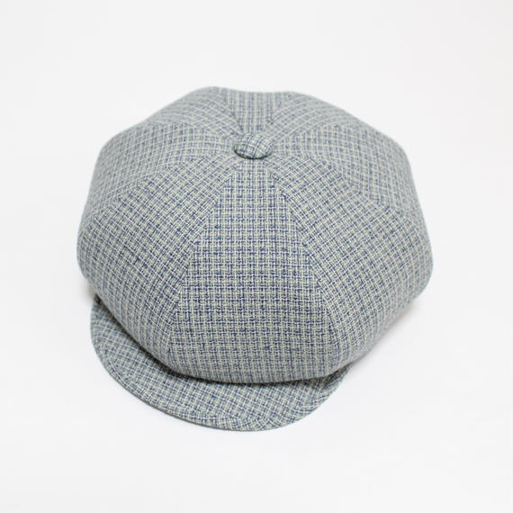 casquette (woman) light green