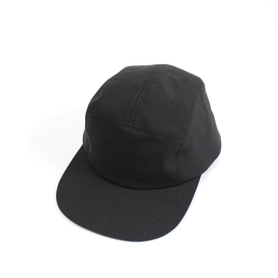 soft jet cap (man) black
