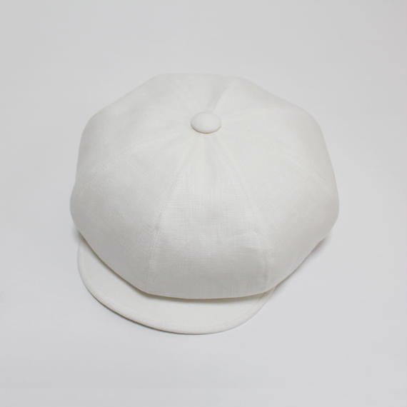 casquette (woman)  white