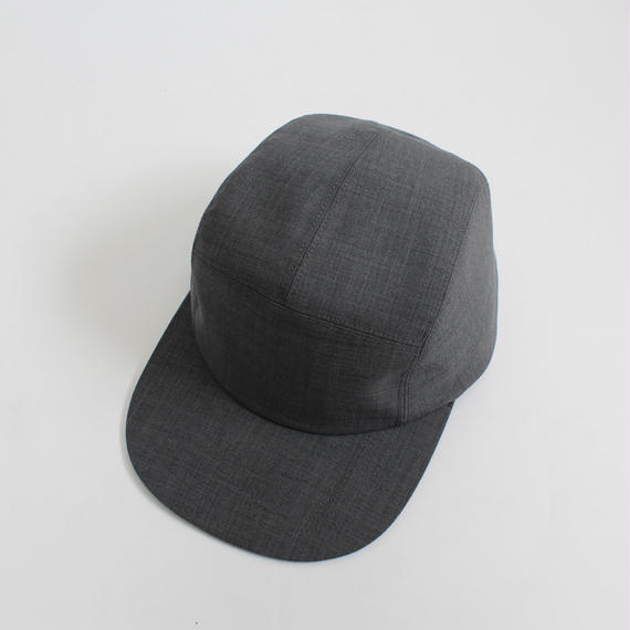 soft jet cap (man) gray