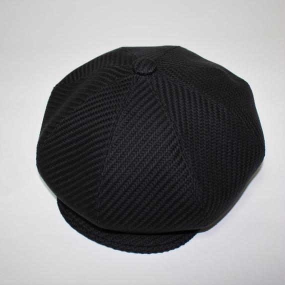 big casquette (man)black