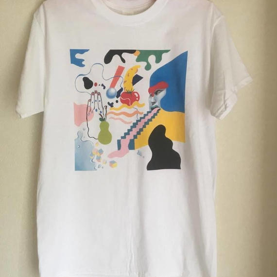 【Foodman】Ez Minzoku T-shirt
