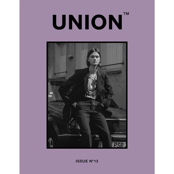 UNION #13 COVER (B)