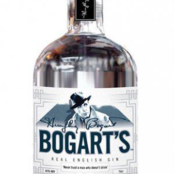 BOGART'S REAL ENGLISH GIN