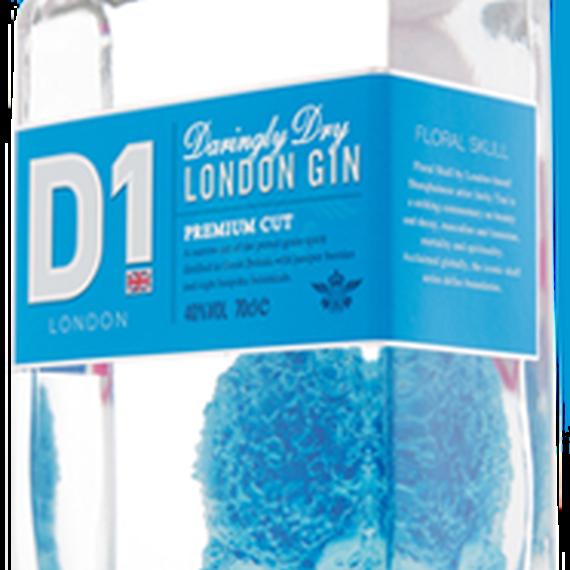 D1 LONDON DRY GIN