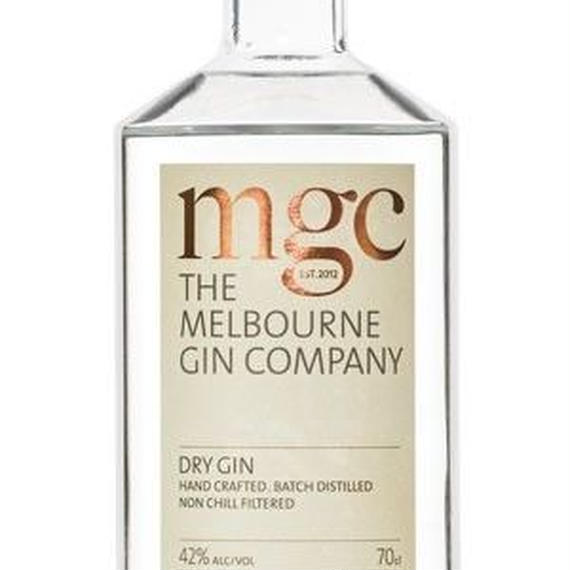 MGC  - THE MELBOURNE GIN COMPANY -