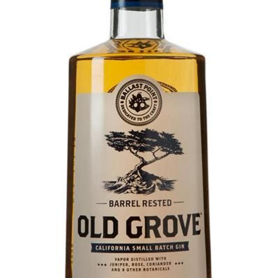 OLD GROVE BARREL RESTED