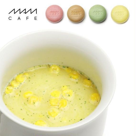 MAM SOUP SET 05(6個入り:コーン/トマト/オニオン/グリーンポタージュ)