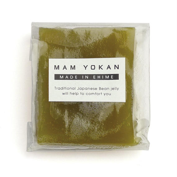 MAM YOKAN -TRADITIONAL- MATCHA