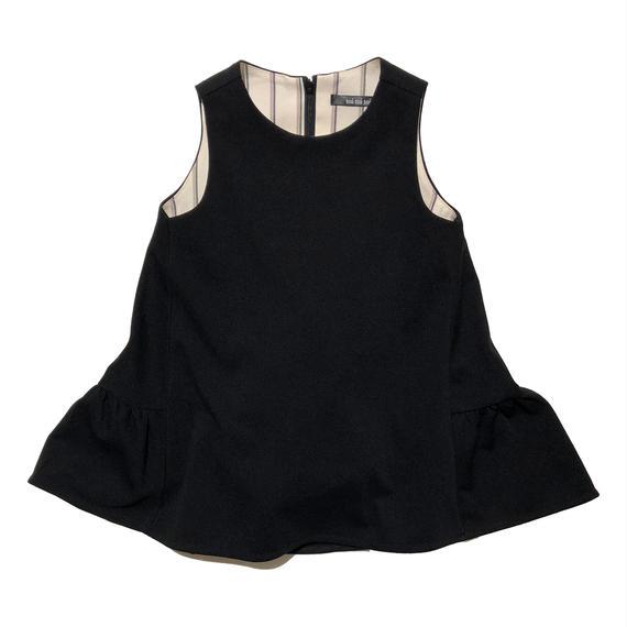 toitoitoi / マデロンジャンパードレス ブラック120.130.140