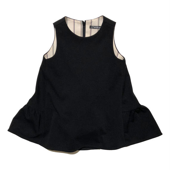 toitoitoi / マデロンジャンパードレス ブラック80.90.100.110