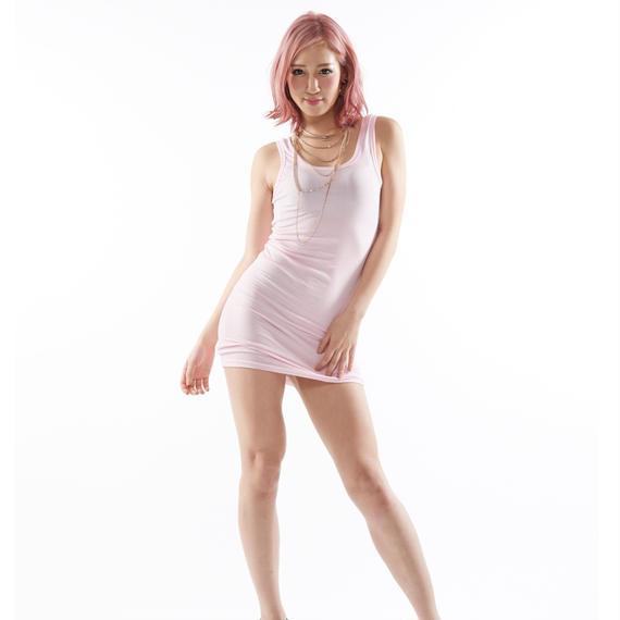 Lucky Charm pinkdress