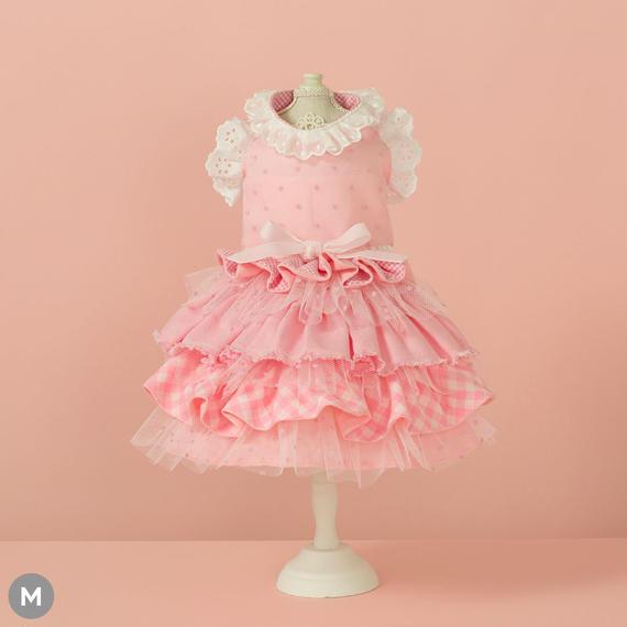 【 Pink millefeuille 】ピンクミルフィーユ (Mサイズ)