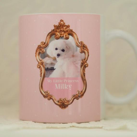 """My Little Love シリーズ  """"Lovely Mug""""   Milky(ミルキー)"""