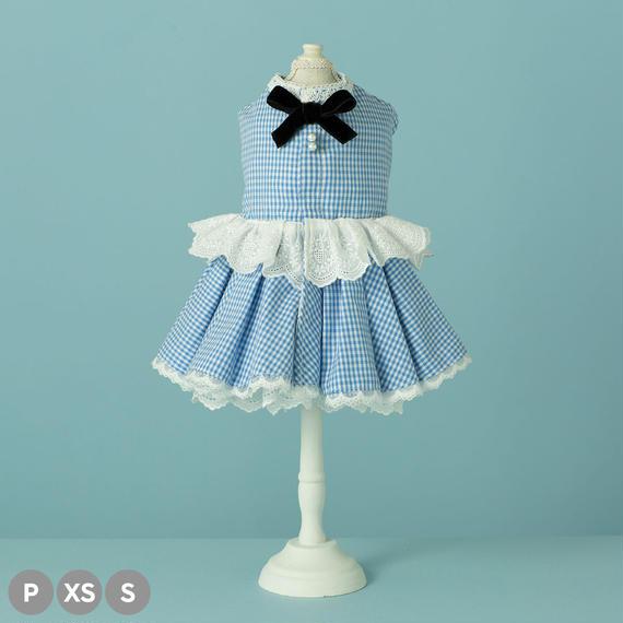 【 Catherine Blue 】カトリーヌ・ブルー (P / XS / Sサイズ)