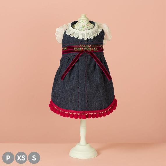 【 Cherry Bonbon (Pink/Red) 】チェリーボンボン (ピンクorレッド) (P / XS / Sサイズ)